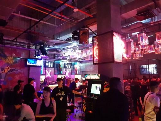 Neon City Night Life