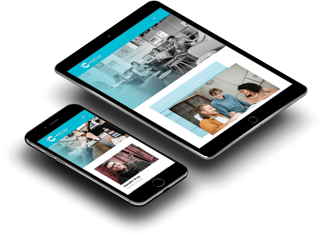 Divi Agency theme for agency websites