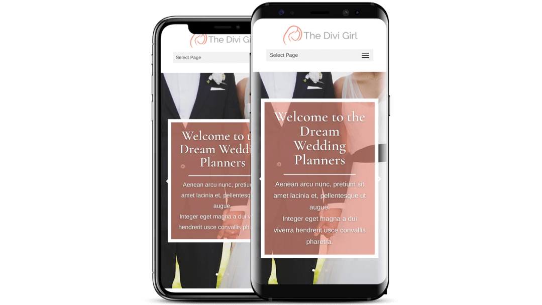 Divi wedding planners
