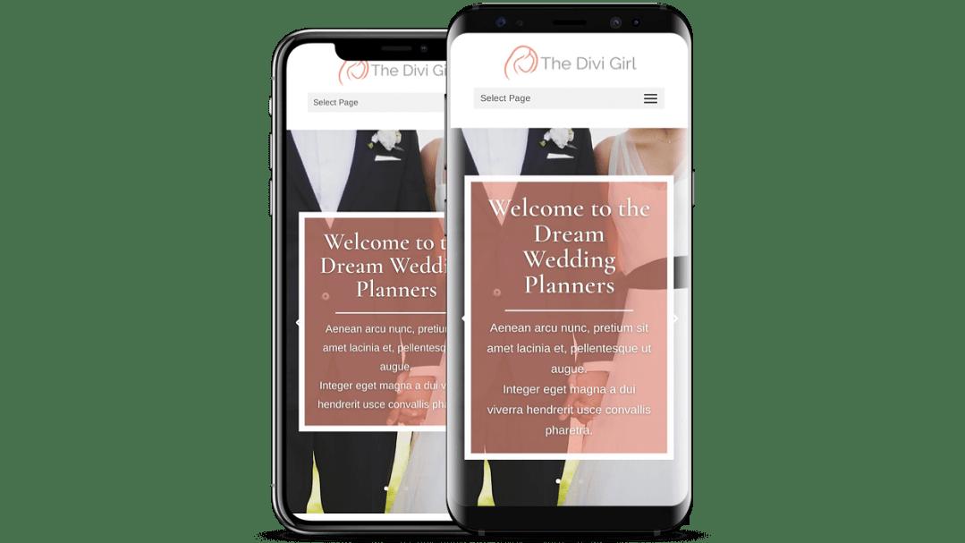 Divi wedding planners