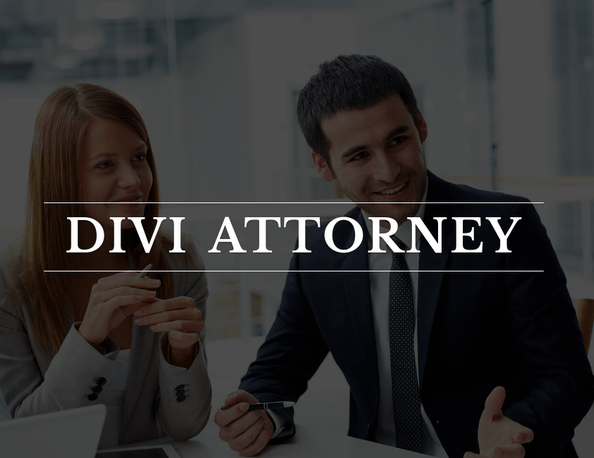 Divi Lawyer Theme