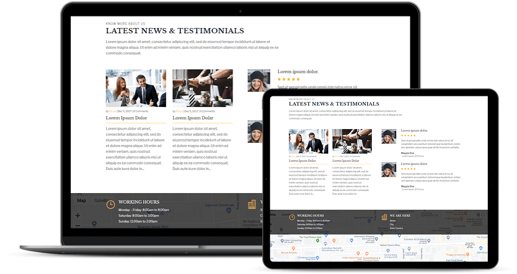 divi lawyers child theme