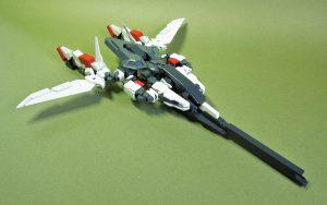 可変技術試験機 ステップトリーダ 飛行形態