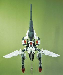 可変技術試験機ステップトリーダ 飛行形態ボトム