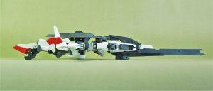 可変技術試験機ステップトリーダ 飛行形態サイド