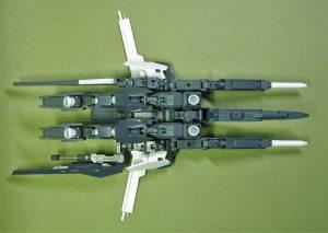 電子戦用可変支援機ブロード キャヴァルリーモード ボトム