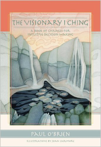 The Visionary I Ching cover