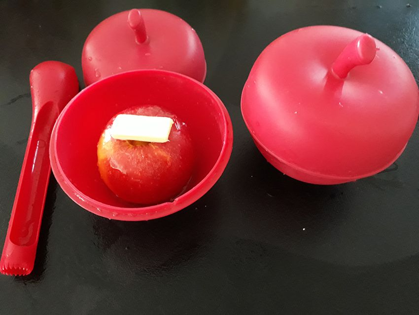 pommes au four fondantes recette