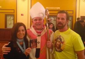 Mary and Bishop Listecki