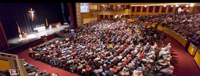 Men of Christ conference march 14:15