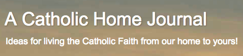 Catholic Home Journal