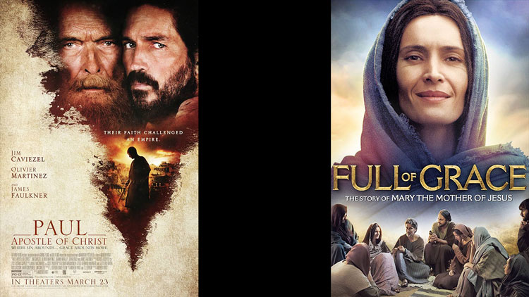 two movies paul apostle