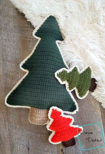 Totally Squishy Tree! A Squishy Tree Ami Free Crochet Pattern