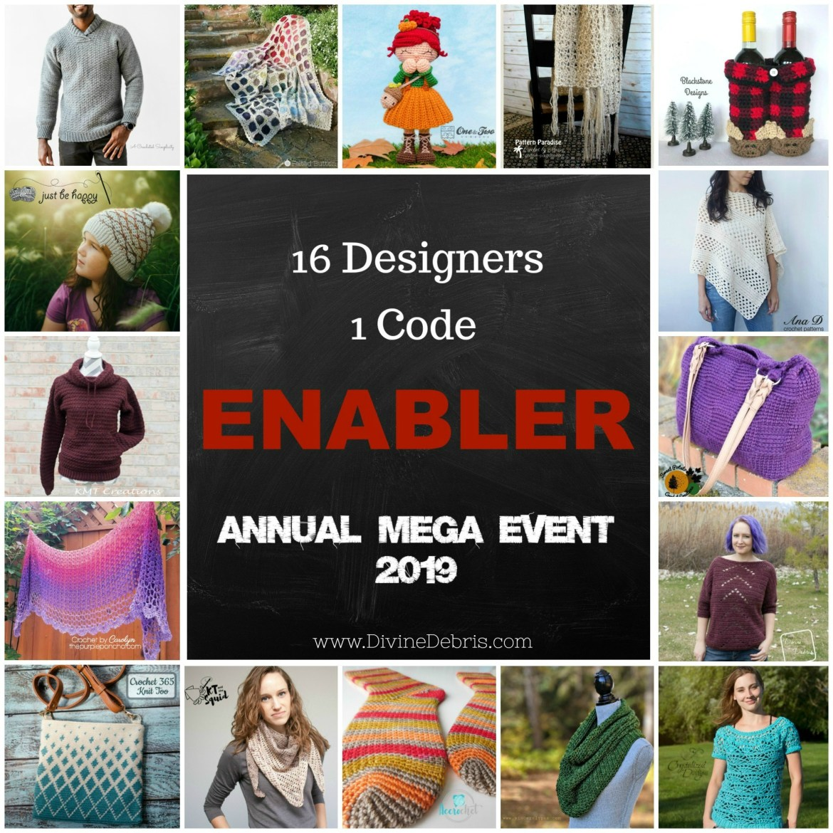 6th Annual MEGA Sale Event & Giveaways