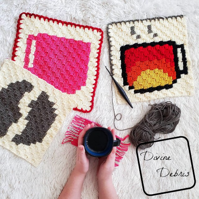 Learn About the Making of 2020's C2C Coffee Blanket