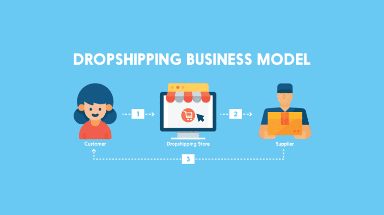 Dropshipping-business