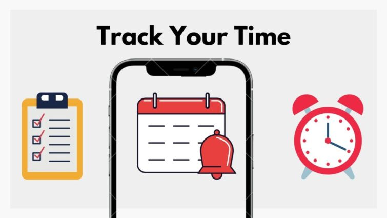 Become more productive: Track your time