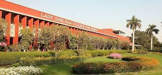 Best college for bsc in india: lady shri ram college for woman