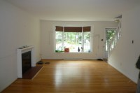 Pics For > Empty Living Room Space