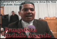 Heaven, Hell & the Condition of Today Church: A Testimony of Rodolfo Acevedo Hernandez