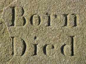 Born Died-aitoff-Pixabay