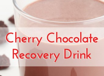 Cherry Chocolate Drink