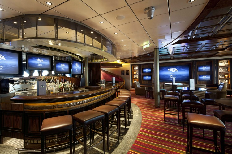 Disney Dream Cruise Ship for Adults The District – 687 Pub