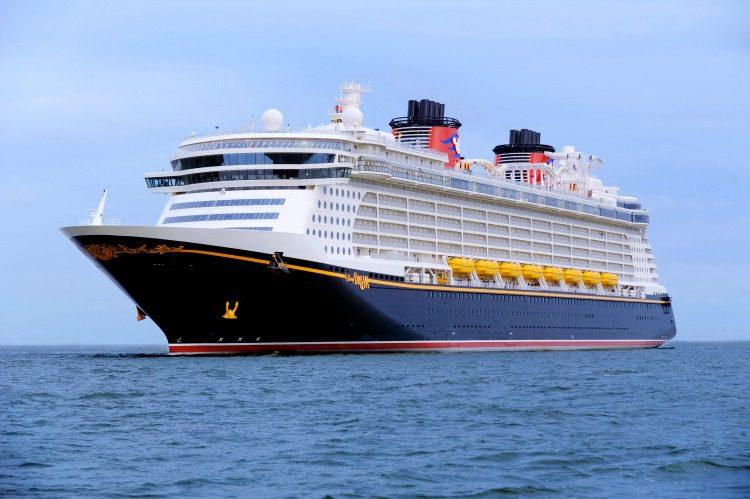 Cruising on the Disney Dream - Disney Dream
