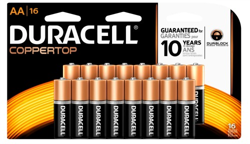 Power Your Holidays with Duracell Batteries