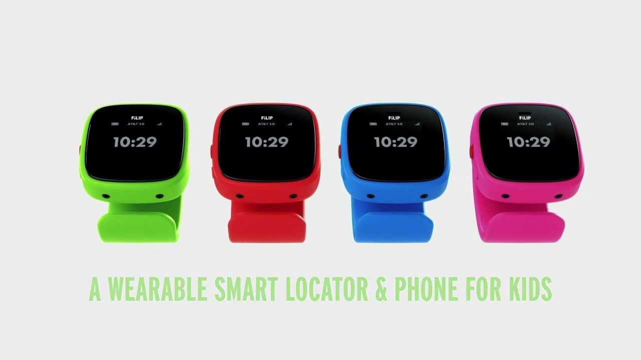 Filip Wearable Smart Locator