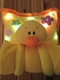 Lullaby Light Up Pillow Review   Divine Lifestyle