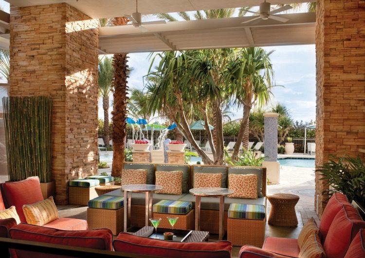 Marriott's Oceana Palms Resort Amenities