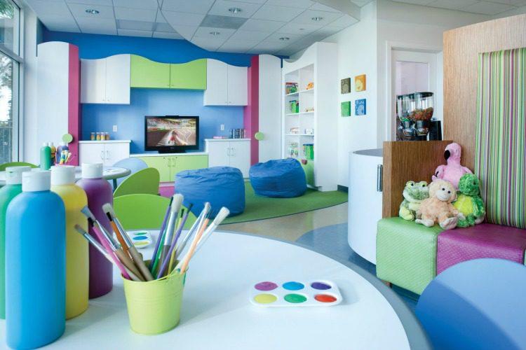 Marriott's Oceana Palms The Boardroom Kids Activities