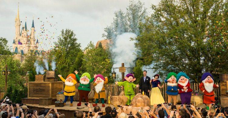 Seven Dwarfs Mine Train 3
