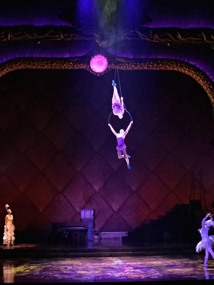 Cirque du Soleil Zarkana ARIA 3 #HowWeVegas
