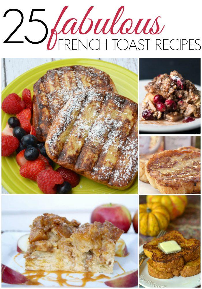 Fabulous French Toast Recipes