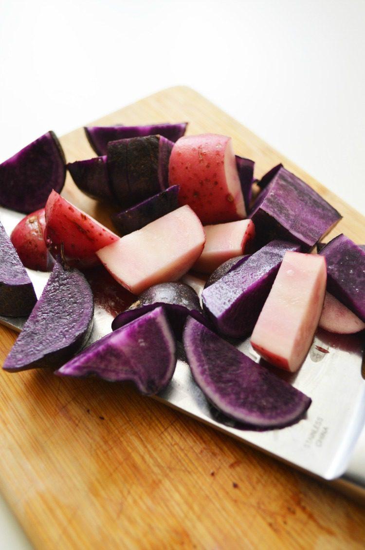 Purple potato (1)