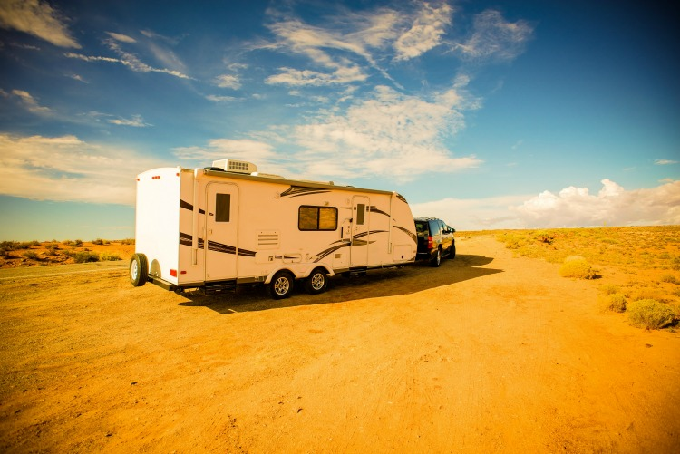 The What's Your AWAY? It's Time to Go RVing