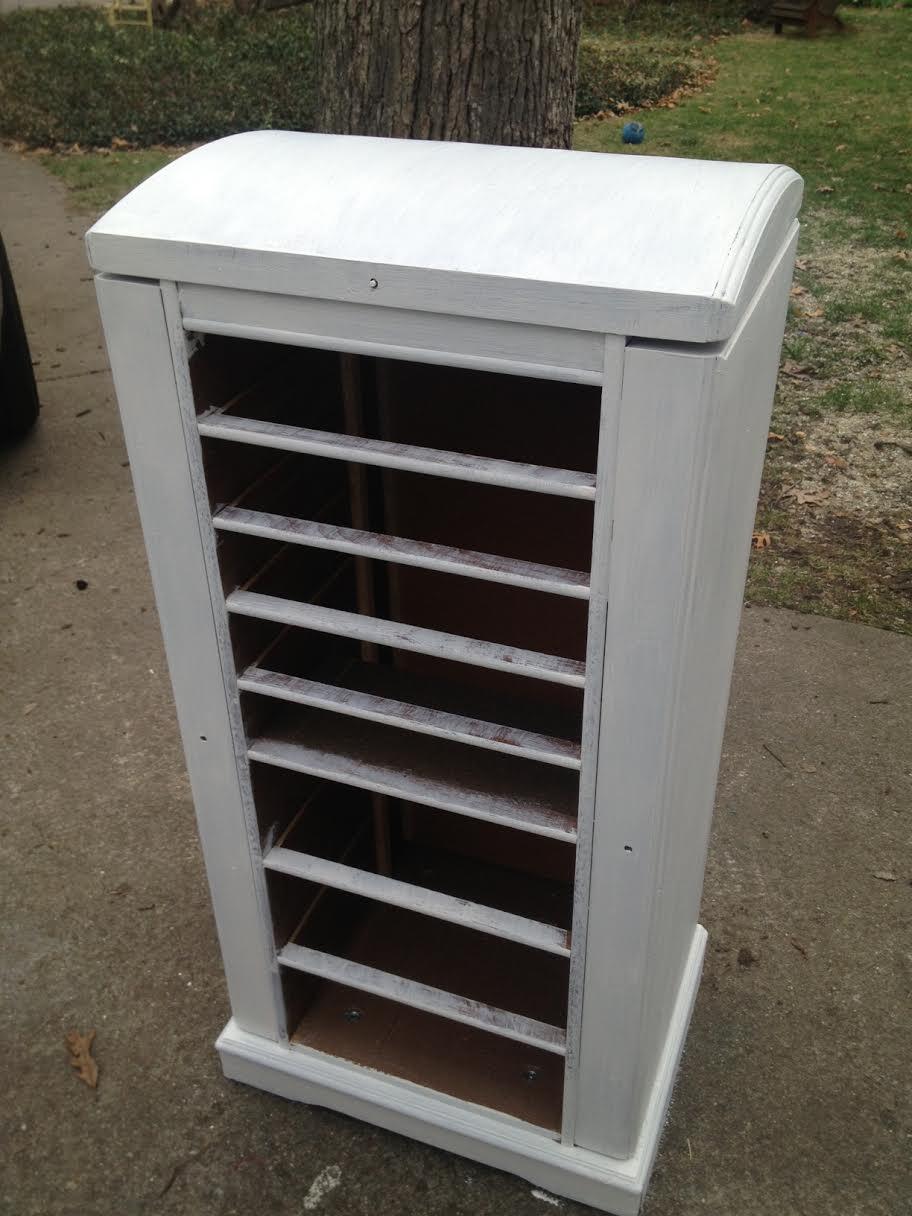 DIY Ombre Dresser 8