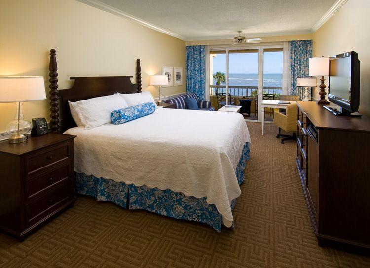 King and Prince Beach & Golf Resort Rooms 2