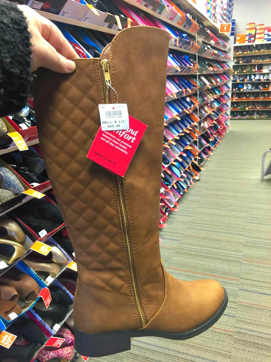 Trendy Holiday Boots from Payless | Divine Lifestyle