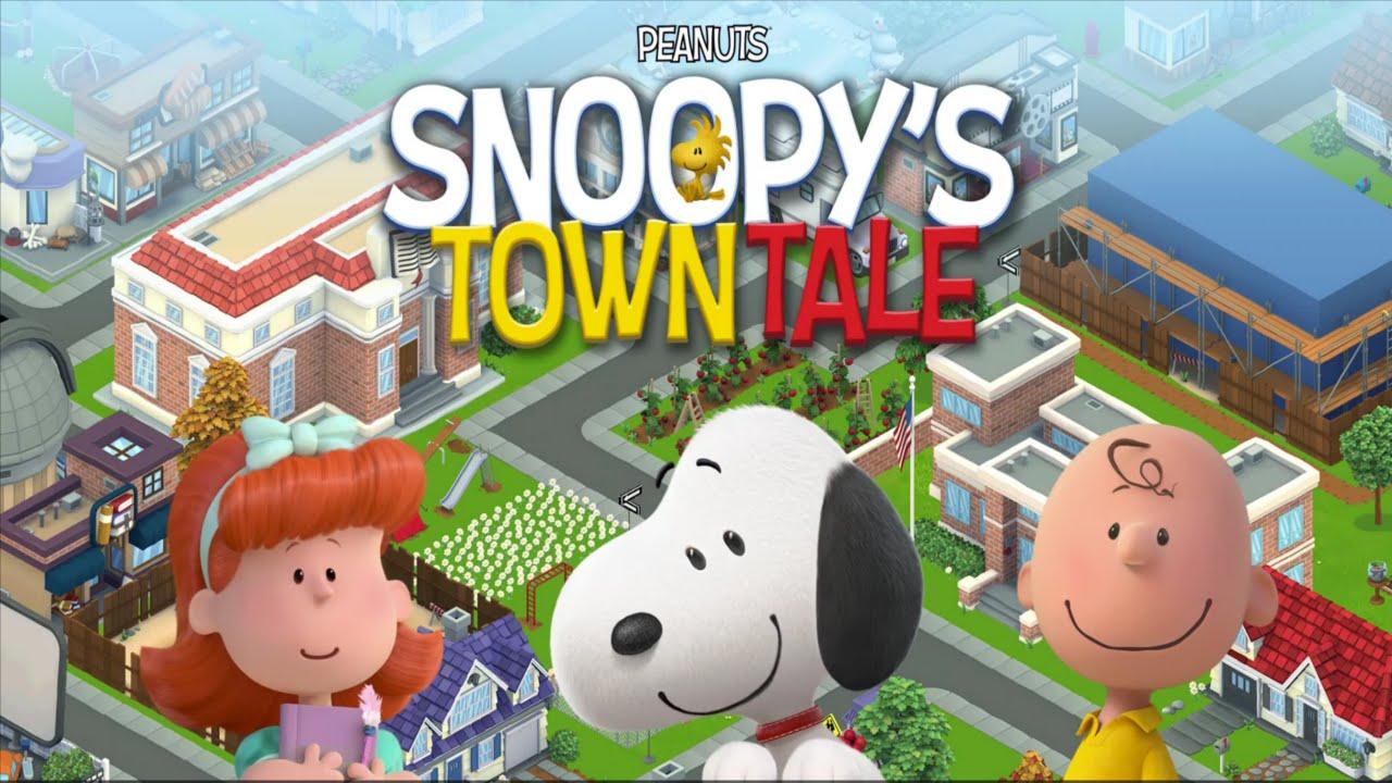 Snoopys Town Tale