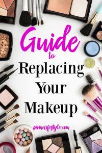 Guide to Replacing Your Makeup