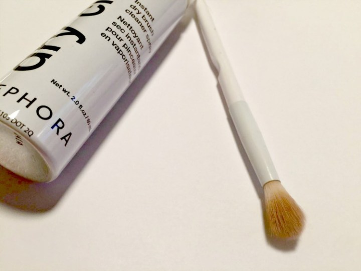 Sephora Brand Dry Clean Brush Cleaner Review
