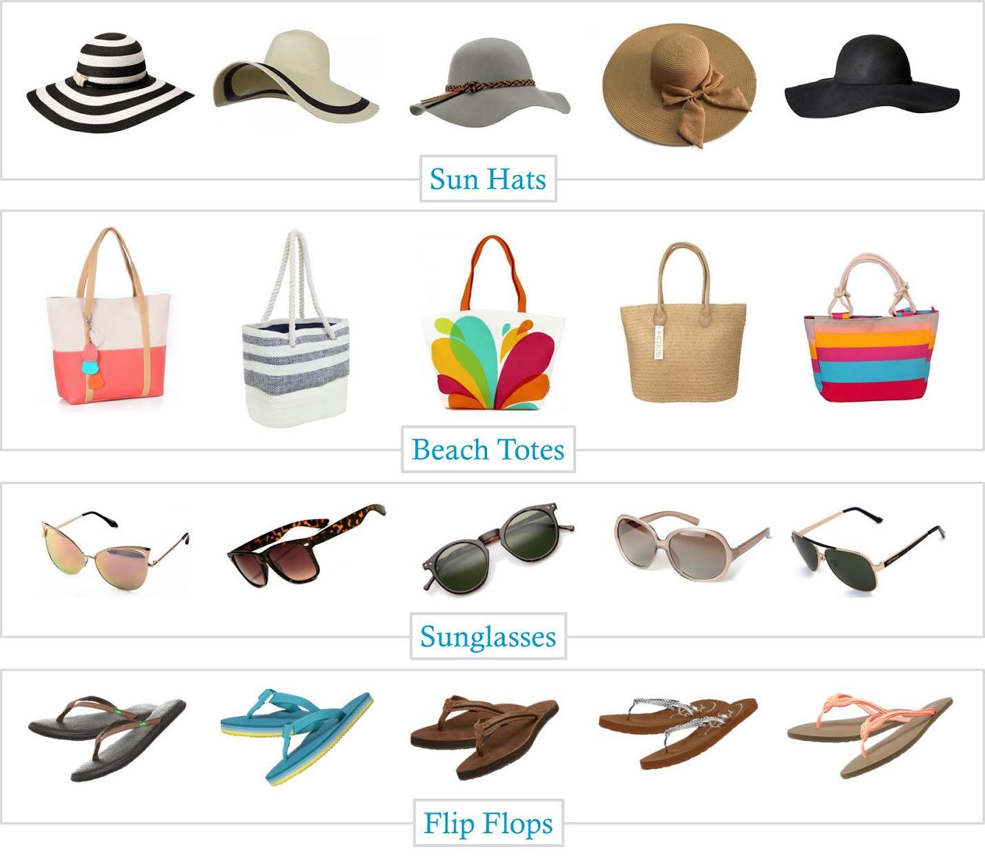 20 Summer Fashion Accessories under $25