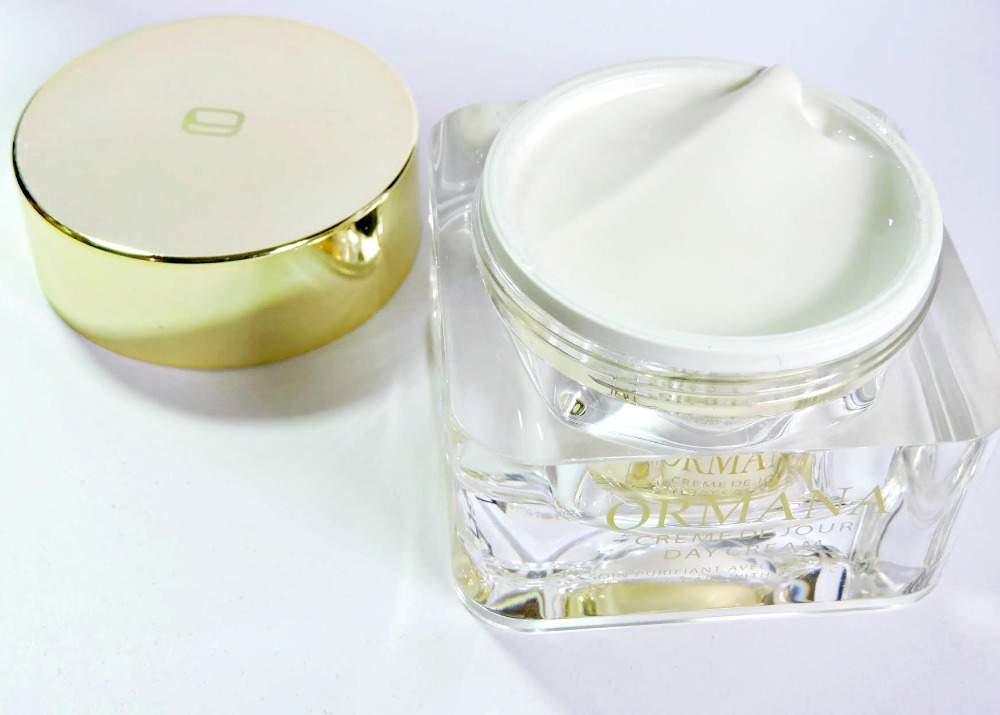 Ormana Skin Care Products Review Luxurious Day Cream