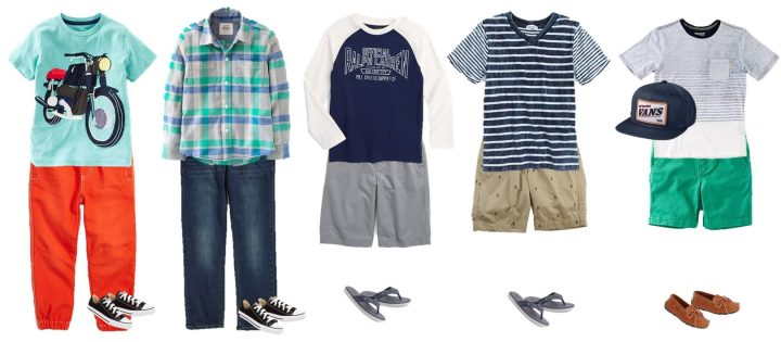 Kids' Summer Mix & Match Styles from Nordstrom Boys 3