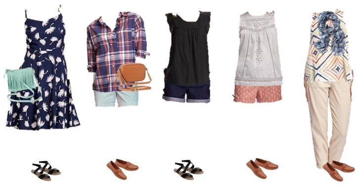 Old Navy Mix and Match Summer Style 1
