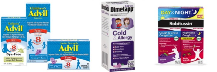 Pfizer Advil Robitussin Dimetapp How I Stay One Step Ahead When Sick Gets Real