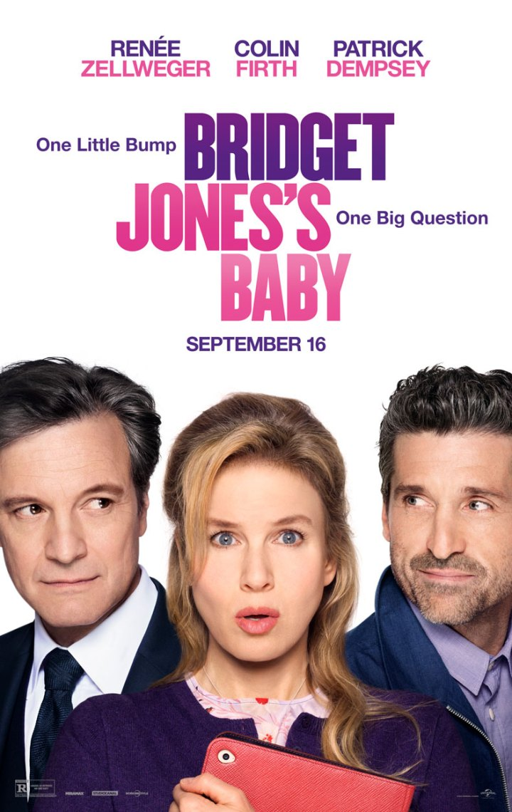 Bridget Jones's Baby in Theaters 9-16-16 {TRAILER} #BridgetJonesBaby